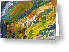 Abstract Piano 3 Greeting Card