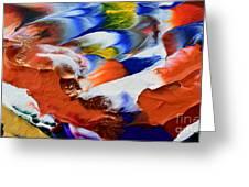 Abstract Series N1015al  Greeting Card
