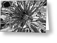 Abstract Wildflower 10 Greeting Card