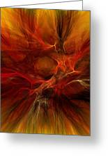 Abstract0610b Greeting Card