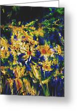 Abstract11-06-09 Greeting Card