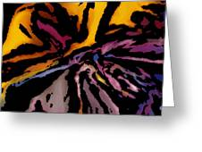 Abstract309g Greeting Card