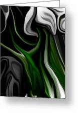 Abstract309h Greeting Card
