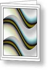 Abstract75 Greeting Card
