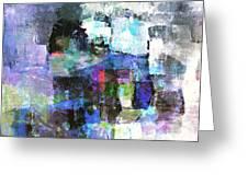 Abstract86 Greeting Card