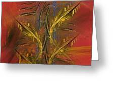 Abstraction 072011 Greeting Card