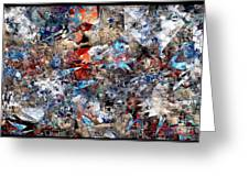 Abstraction 2400 Greeting Card
