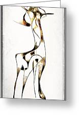 Abstraction 2922 Greeting Card