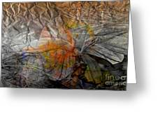 Abstraction 3414 Greeting Card