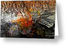 Abstraction 3415 Greeting Card