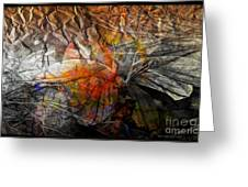 Abstraction 3416 Greeting Card