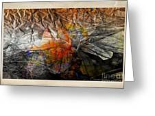 Abstraction 3417 Greeting Card