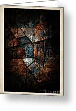Abstraction 3421 Greeting Card