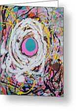 Abstraction #91  Greeting Card