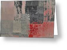 Abstractionnel Greeting Card