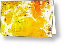 Abstracto 4 Greeting Card