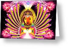 Abundantia Greeting Card