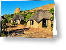 Accommodation In Bulawayo  Greeting Card
