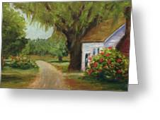 Ace Basin Cottage Greeting Card