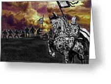 Achiri Warriors Greeting Card