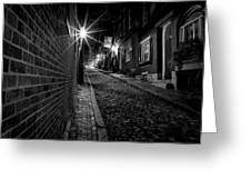 Acorn Street  Greeting Card