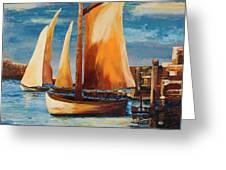 Acrylic Msc 239 Greeting Card