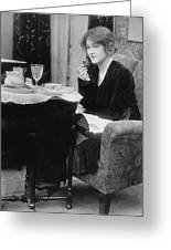 Actress Glady Brockwell Greeting Card