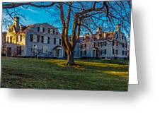 Adams National Historical Site Greeting Card