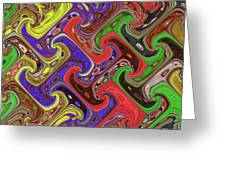 Added Colors Greeting Card