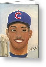 Addison Russell Greeting Card