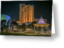 Adelaide Riverfront Greeting Card