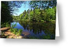 Adirondack Waters Greeting Card