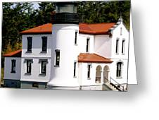 Admirality Head Lighthouse Greeting Card