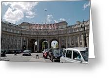 Admiralty Arch Greeting Card