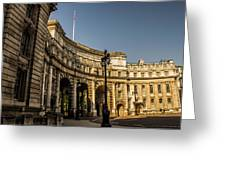 Admiralty Arch. Greeting Card