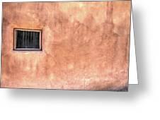 Adobe Wall Greeting Card