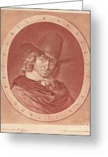 Adriaen Van Ostade Greeting Card