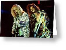 Aerosmith-94-brad-steven-1166 Greeting Card