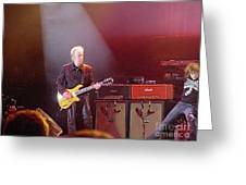 Aerosmith-brad Whitford-00154 Greeting Card