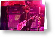 Aerosmith-joe Perry-00008 Greeting Card