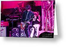 Aerosmith- Joe Perry-00027 Greeting Card