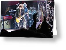 Aerosmith-joe Perry-00056 Greeting Card