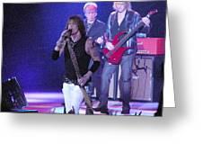 Aerosmith-steven Tyler-00078 Greeting Card