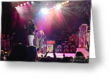 Aerosmith-steven Tyler-00082 Greeting Card