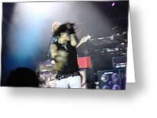 Aerosmith-steven Tyler-00188 Greeting Card