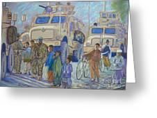 Afghanistan 2009 Greeting Card