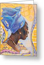 African Secession Greeting Card