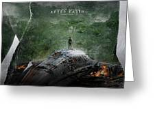 After Earth Movie 2013 Greeting Card