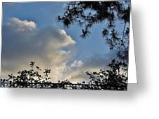 After The Rain I Greeting Card