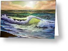 After The Storm Greeting Card